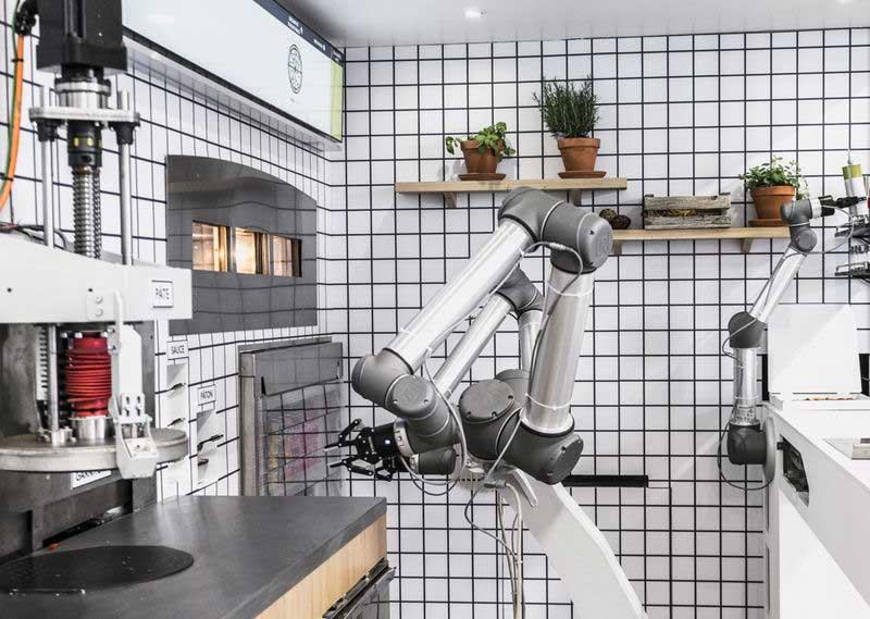 la révolution robotique