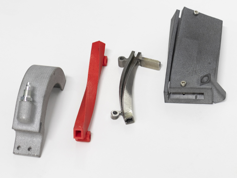 Fabrication additive métal